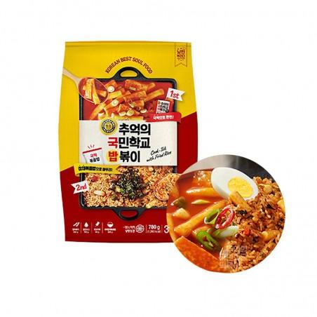 (FR) NangMan Brothers Korean Toppokki (Ricebokki) 780g 1