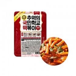 (FR) NangMan Brothers Korean Toppokki Whole pepper flavor 560g 1