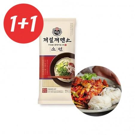 CJ BEKSUL 1+1CJ BEKSUL Weizennulden Somyun 900g (MHD : 09/02/2023) 1