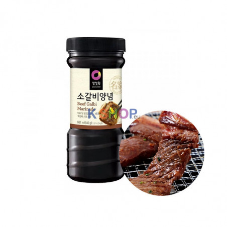 CHUNGJUNGONE CHUNGJUNGONE Galbi Sauce für Rinderrippe 840g 1