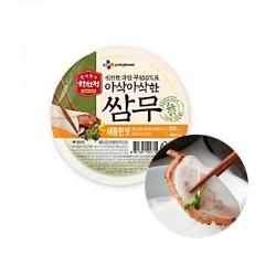 CJ BIBIGO (RF) CJ Pickled Radish Sweet & Sour 320g 1