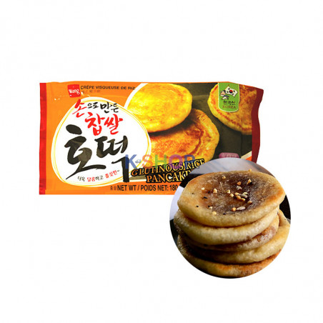 SAONGWON (TK) WANG Gefrorener süßer Reispfannkuchen (180g x 3) 1