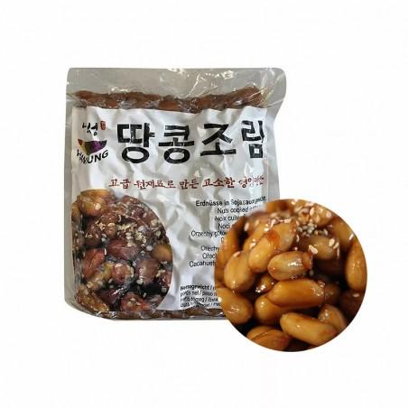 HANSUNG (TK) (K-FOOD) Nüsse in Sojasauce gekocht 1kg 1