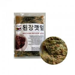 HANSUNG (TK) (K-FOOD) Sesamblätter gewürzt mit Sojabohnenpaste1kg 1