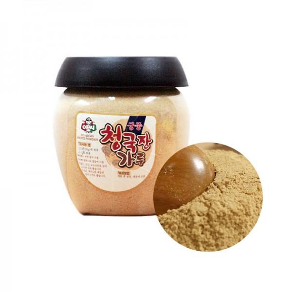 ASSI Sojabohnenpulver, fermentiert 500g 1