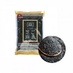 INAKA Sesame seeds, roasted, black 1kg 1