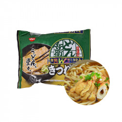 (FR) NISSIN Frozen Udong with Fried Bean Curd 294g 1