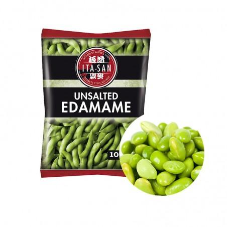 (TK) ITA-SAN Sojabohnen mit Schale Edamame 1kg 1