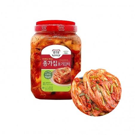 JONGGA (Kühl) JONGGA Kimchi ganz 2.5kg (MHD :15/01/2022) 1
