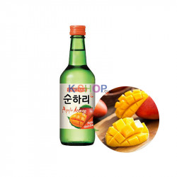 LOTTE LOTTE Soju Chum-Churum Applemango (12% Alk.) 360ml 1