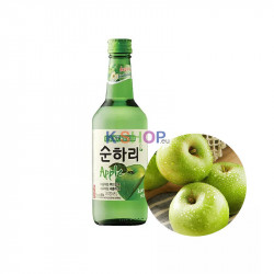 LOTTE LOTTE Soju Chum-Churum Apfel (12% Alk.) 360ml 1