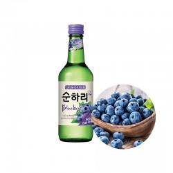 LOTTE LOTTE Soju Chum-Churum Blaubeere (12% Alk.) 360ml 1