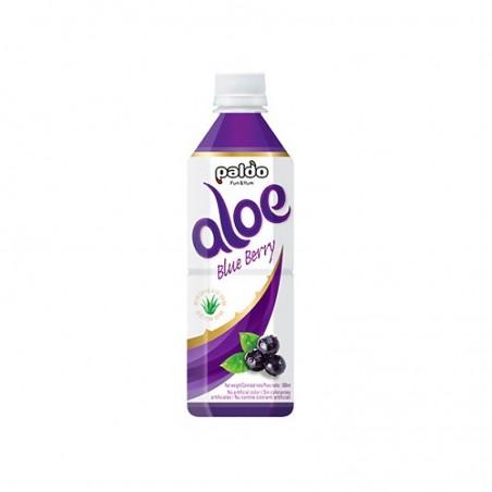 PALDO Aloe Vera Getränke Heidelbeere 500ml 1