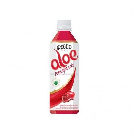 PALDO Aloe Vera Getränke Granatapfel 500ml 1