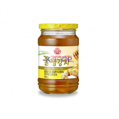 OTTOGI OTTOGI Ingwer Tee mit Honig 500g(MHD : 11/01/2023) 1
