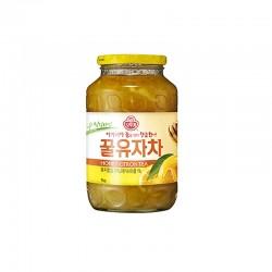 OTTOGI OTTOGI Yuja Honig Tee (Zitrone) 1kg(MHD : 31/05/2023) 1