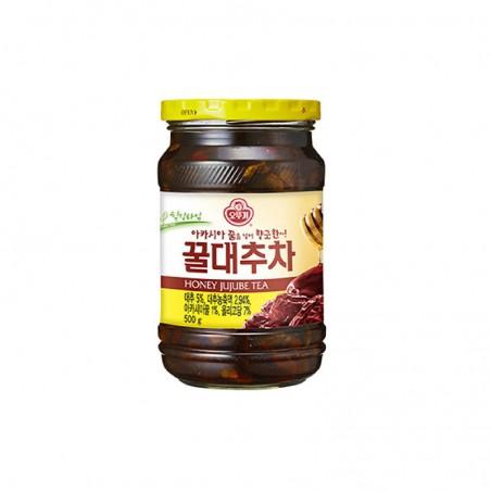 OTTOGI OTTOGI Jujube Tea with Honey 500g(BBD : 15/07/2022) 1