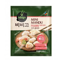 CJ BIBIGO CJ BIBIGO (FR) CJ BIBIGO Mini Dumplings with Shrimps 360g 1