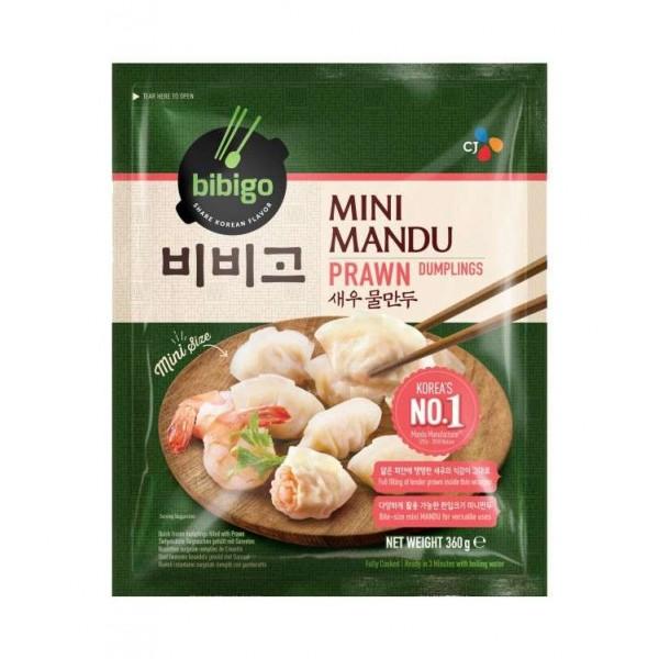 CJ BIBIGO CJ BIBIGO (FR) CJ BIBIGO Mini Dumplings with Shrimps 360g 1