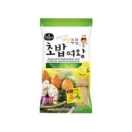 (TK) CHORIPDONG INAKA frittierte & gewürzte Tofutasche für Inari 160g 1