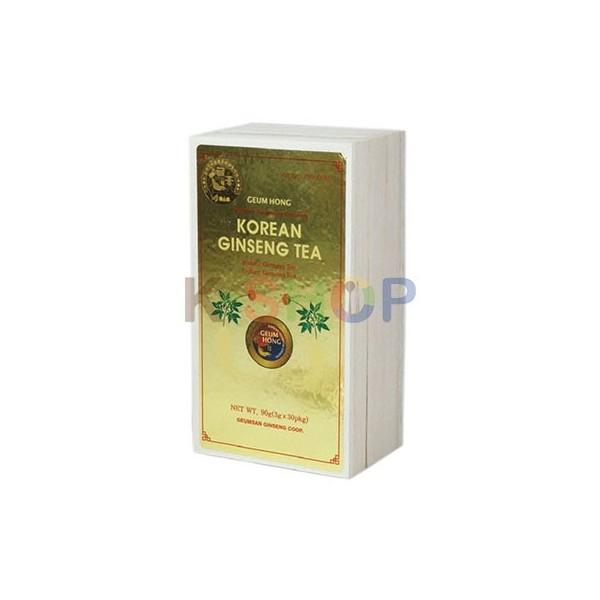 GEUMSAN GEUMHONG GEUMHONG Ginseng Tee in Holzbox 3g x 30 1