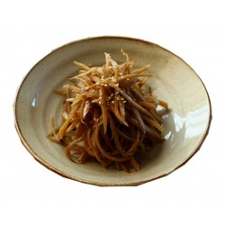 HANSUNG HANSUNG (RF) (K-FOOD) Burdock Root seasoned with Soy Been Sauce 100g 1