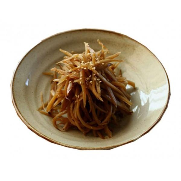 HANSUNG HANSUNG (RF) (K-FOOD) Burdock Root seasoned with Soy Been Sauce 100g 1
