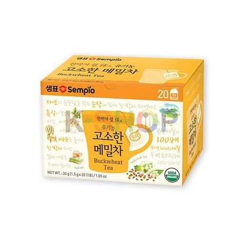 SEMPIO SEMPIO SEMPIO Buckwheat Tea in Teabag (1.5g x 20pcs) 30g 1