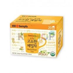 SEMPIO SEMPIO 샘표 메밀차 티백 20개입 (1.5gx20) 1