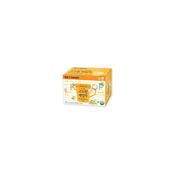 SEMPIO SEMPIO SEMPIO Buckwheat Tea in Teabag (1.5g x 20pcs) 30g 1