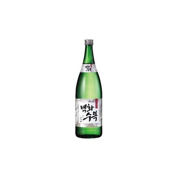 LOTTE LOTTE LOTTE Rice Wine Baekhwa (14% Alc.) 700ml 1