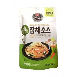 CJ BEKSUL CJ BEKSUL CJ BS Sauce for Korean glass noodle (Japchae) 150g 1
