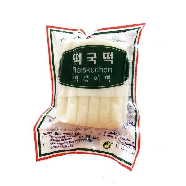 (FR) YUCHANG Rice Cake Tteokbokki-Tteok 450g 1