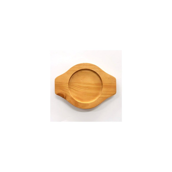 ASSI PANASIA Wood Coaster for korean Pot Ttukbaegi 16cm 1