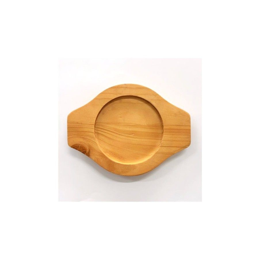 ASSI PANASIA Wood Coaster for korean Pot Ttukbaegi 16cm 1