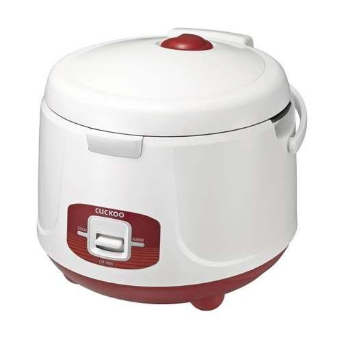 CUCKOO CUCKOO CUCKOO Rice Cooke CR1055 for 10 Portionen 1.8L 1