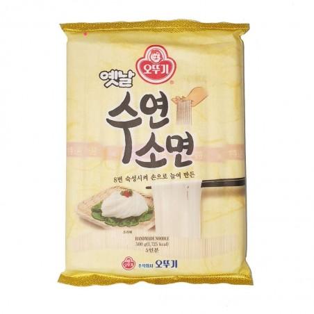 OTTOGI OTTOGI OTTOGI Somen wheat noodles handmade 500g 1