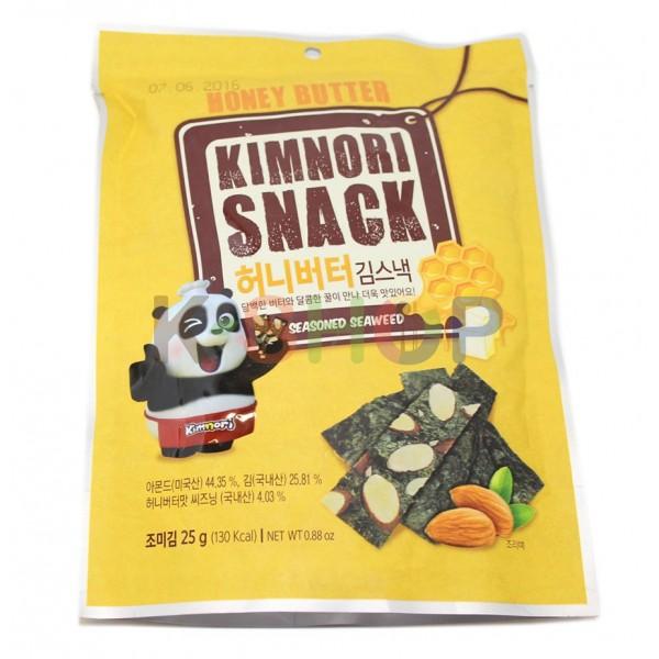 KWANGCHEON KWANGCHEON KWANGCHEON seasoned Seaweed Honey 25g 1