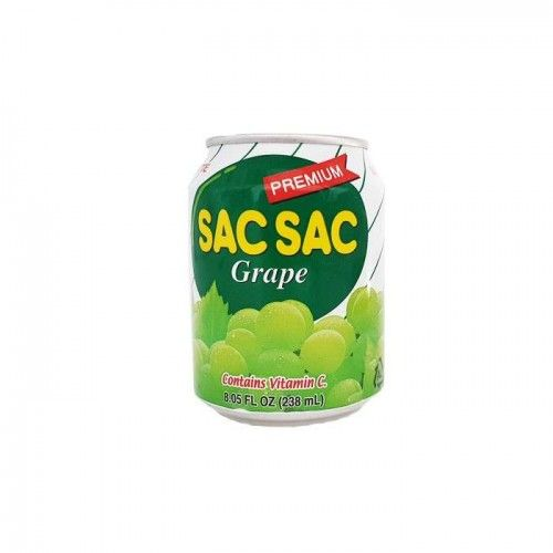 LOTTE LOTTE LOTTE SacSac Grape 238ml 1