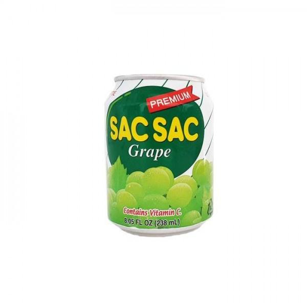 LOTTE LOTTE LOTTE SacSac Grape 238ml 1