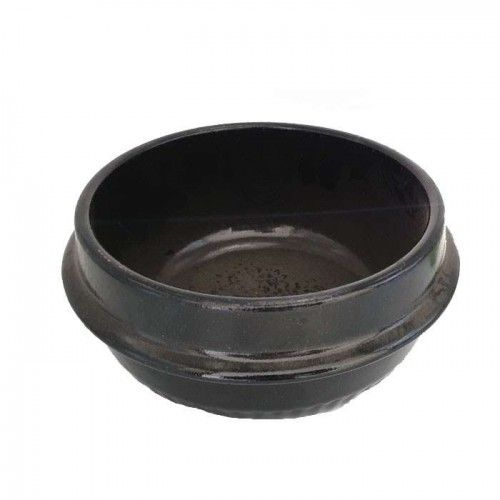 ASSI PANASIA Korean earthenware Pot Ttukbaegi 16cm 4