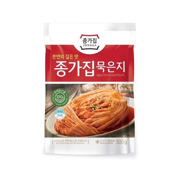 CJ BIBIGO JONGGA (RF) JONGGA Fermented Kimchi 500g 1
