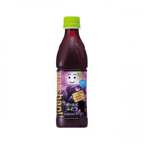 SUNTORY  SUNTORY Natchan Grape 425ml 1