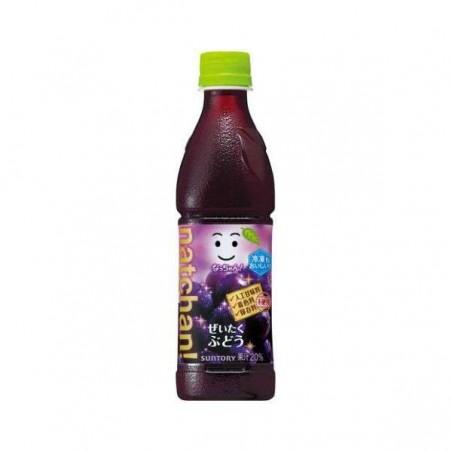 SUNTORY  SUNTORY Natchan Grape 425ml 1