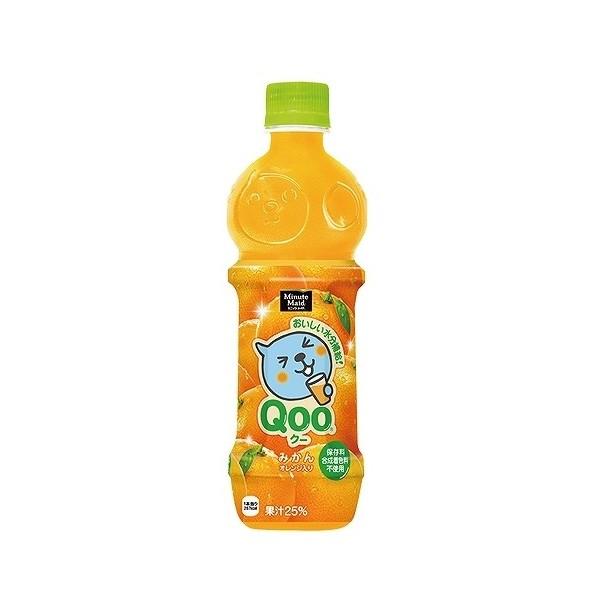 MINUTE MAID MINUTE MAID 미닛메이드 쿠우 오렌지 470ml 1