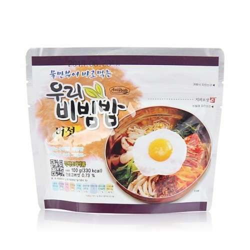 CJ HETBAN EASYBAB 우리 비빔밥(전투식량) 버섯맛 100g 1