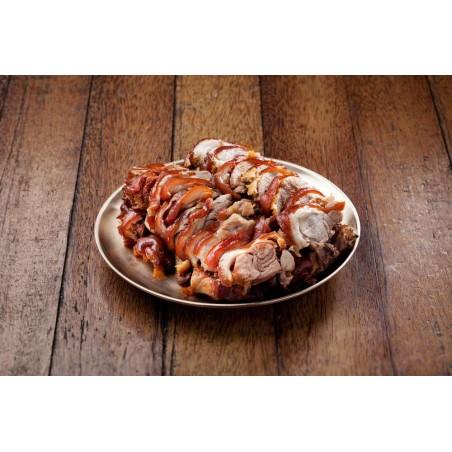 HANSUNG  (TK) (K-FOOD) Schweinshaxe ohne Knochen (mit Eingelegte Schrimps) 350g 1