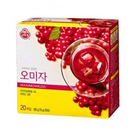 OTTOGI OTTOGI OTTOGI Schisandra berry Tea powder 360g (18g x 20) 1