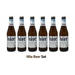 JINRO HITE JINRO Hite Set -6 x Hite Beer 1