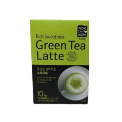 NOCHAWON Grüner Tee Latte 130g  - 1